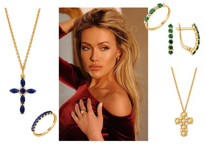 Идеи ювелирных подарков для любимых женщин