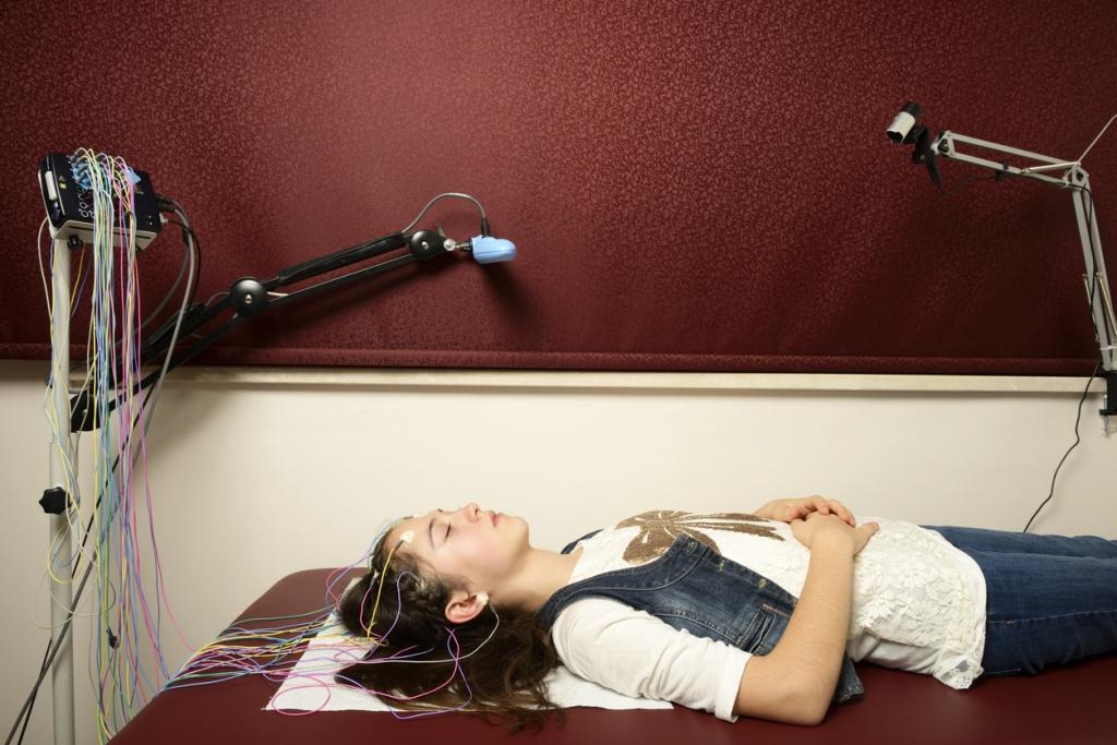 Исследование сна